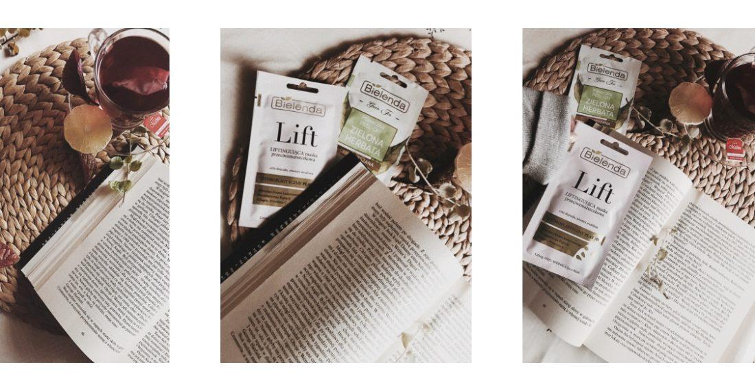 LIFT & GREEN TEA/ BIELENDA