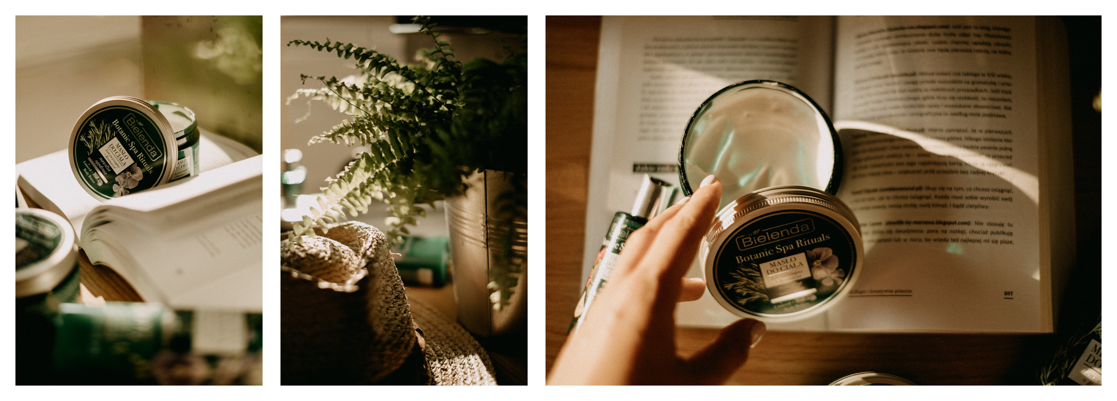 recenzja botanic spa rituals bielenda