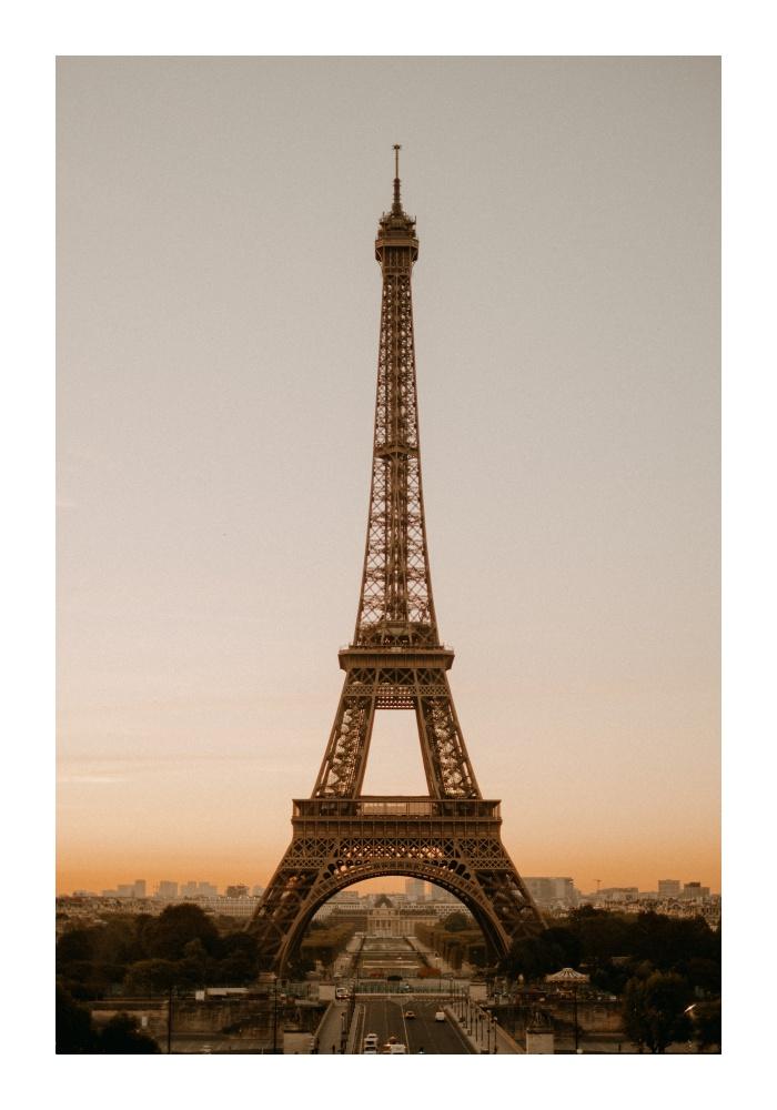 wyjazd paryz eiffel tower