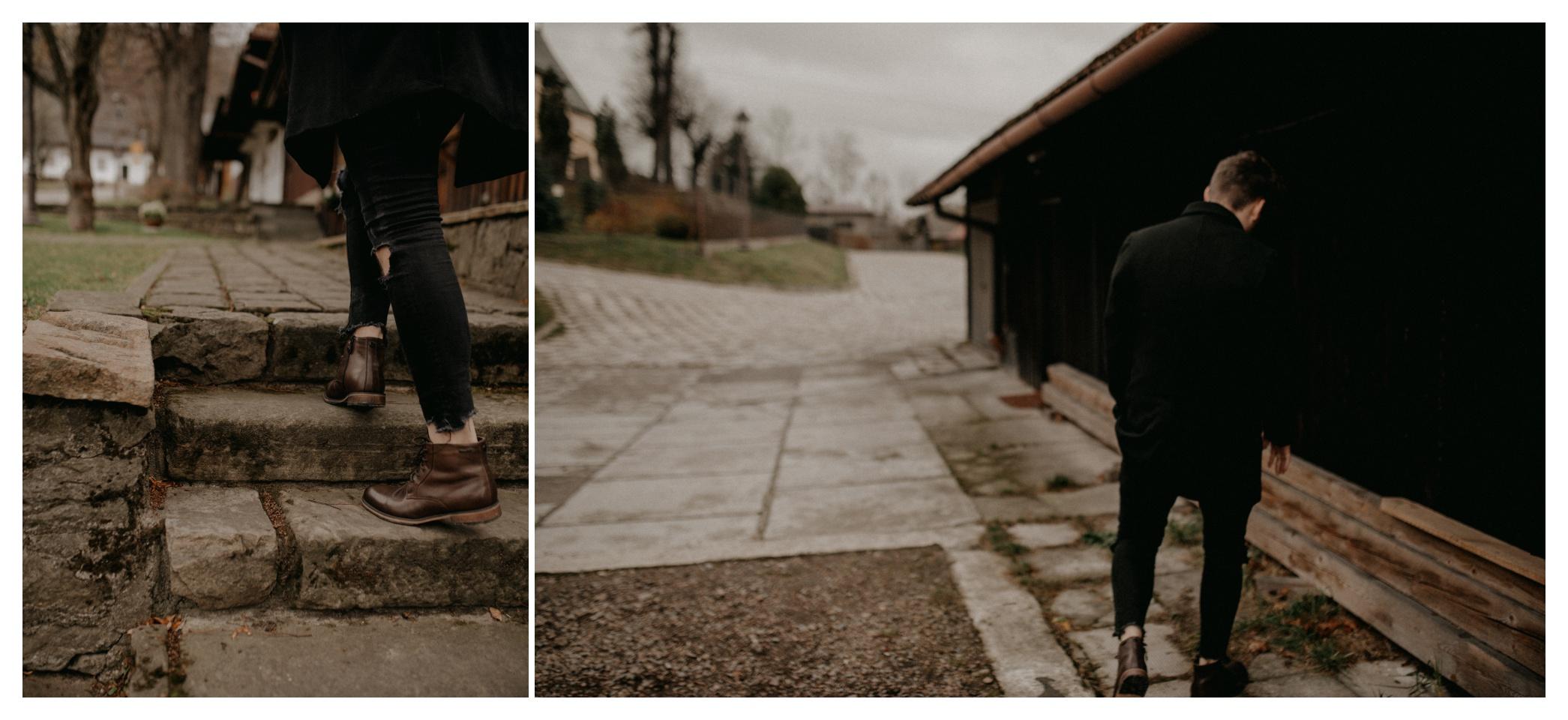 jesienny outfit blogerka
