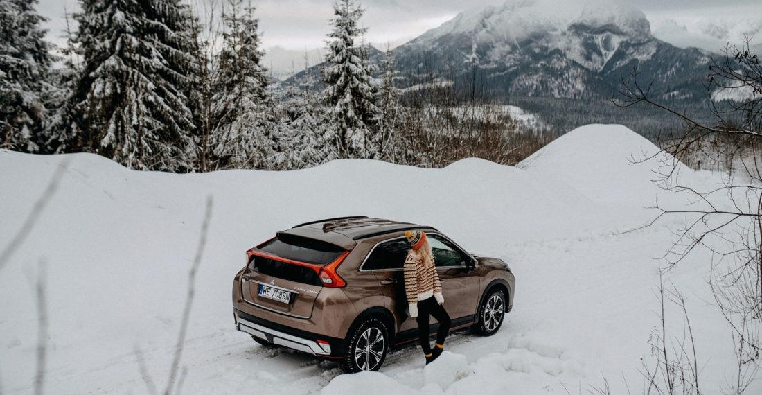 Zimowa przygoda z Mitsubishi Eclipse Cross / TEST